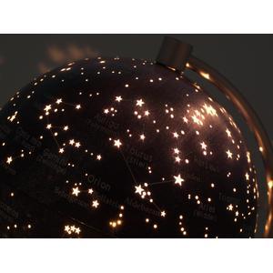 Stellanova Mini globos terráqueos Globo celestial iluminado 881377