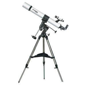 Bresser Telescopio AC 80/900 Quasar EQ-Sky