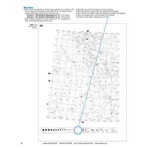 Willmann-Bell Atlas Uranometria Band 1 Nördliche Hemisphäre 2. Auflage