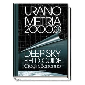 Willmann-Bell Atlante Uranometria Volume 3 Guida al Deep Sky