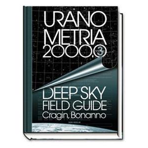"Willmann-Bell Atlas Uranometria Vol. 3 ""Deep Sky Field Guide"""