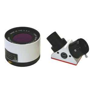 Lunt Solar Systems Filtro Set di filtri H-Alpha LS 50F Ha per lunghezza focale 600mm