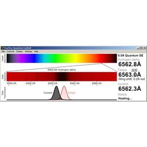 DayStar Filters 0.5Å H-alpha Quantum PE filter