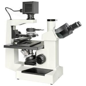 Bresser Microscopio Science IVM 401, invers, trino, 100x - 400x