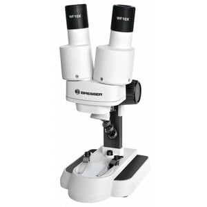 Bresser Junior microscopio de luz incidente 20x