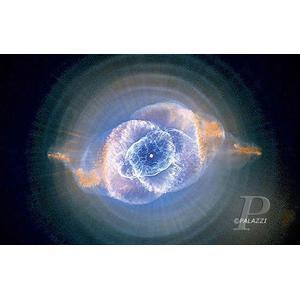 Palazzi Verlag Poster Cat´s Eye Nebula