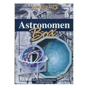 Sunwatch Verlag Bausatz Astronomen-Box: Sternenhimmel + Tischplanetarium