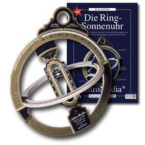 AstroMedia Sundial The Ring Sun Dial