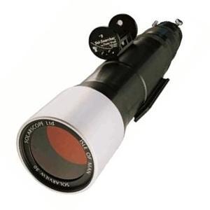 Solarscope UK Sonnenteleskop ST 50/400 SolarView 50 OTA