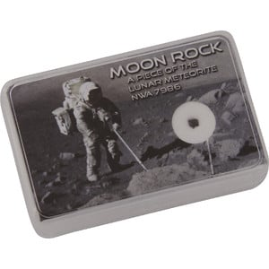 Echter Mond Meteorit NWA 7986