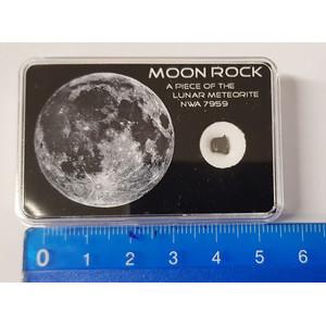 Meteorito lunar auténtico NWA 7959, grande