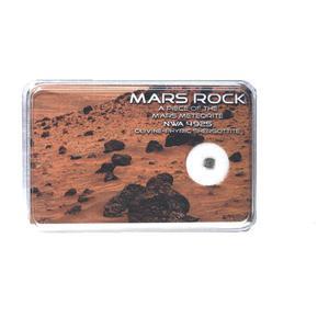 Echter Mars Meteorit NWA 4925, Groß
