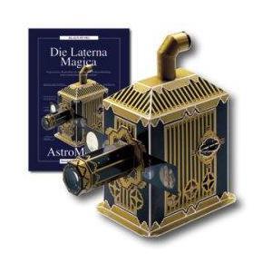 AstroMedia Kit La laterna mágica