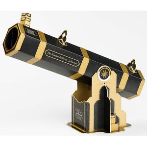 AstroMedia Bausatz Newton Spiegelteleskop