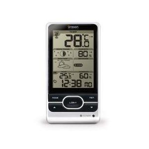 Oregon Scientific Wireless Stazione Meteo BAR 208 HG