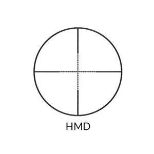 Lunette de visée Nikko Stirling Airking 3-9x42, Half Mil Dot