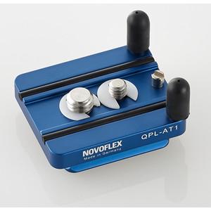 Novoflex Q=PLATE 50mm antidistorsione