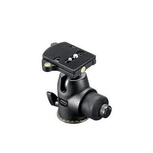 Manfrotto 468MGRC4 Ball tripod head, hydrostatic, with 410PLV