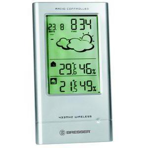 Bresser Wireless weather station Temp Trend