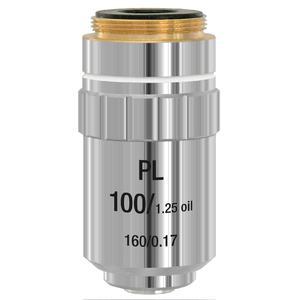 Bresser Plan Achromatisches Objektiv 100x (Öl-Immersion), gefedert