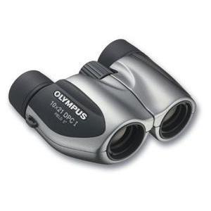 Olympus Binoculars 10x21 DPC I, silver