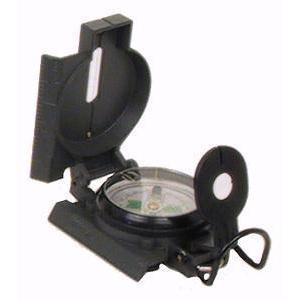 Bilora Marschkompass schwarz