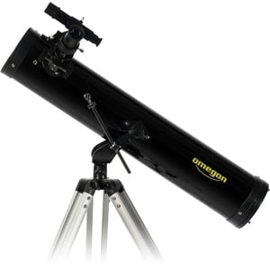 Omegon Telescope N 76/700 AZ-1 Set