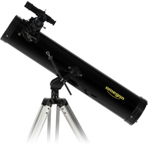 Omegon Telescopio N 76/700 AZ-1 Set