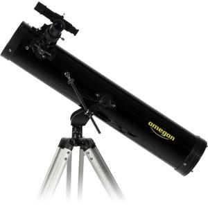 Omegon Teleskop N 76/700 AZ-1 Set