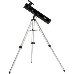 Omegon Teleskop Telescopio N 76/700 AZ-1 Set
