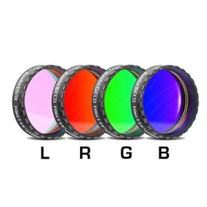 Baader Filters LRGB-CCD 1.25'' filter set