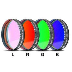 Baader Filters L-RGB-CCD 2'' filter set