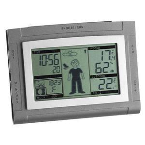 TFA Wireless Stazione Meteo Weather Boy XS