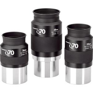 Orion Q70 Set 3 Okulare (26mm, 32mm, 38mm)