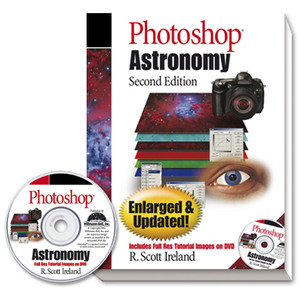 Willmann-Bell Buch Photoshop Astronomy