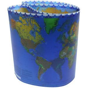 Geochron Planisfero di ricambio (politicamente aggiornato)