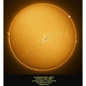 Lunt Solar Systems Sonnenteleskop Lunt ST 35/400 LS35T Ha OTA