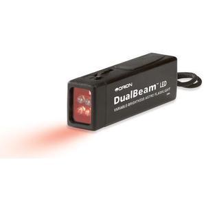 Orion DualBeam LED Astro Flashlight