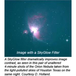 Orion SkyGlow Filter, 2''