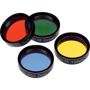 Orion Filters Color Filter Set, 1.25''