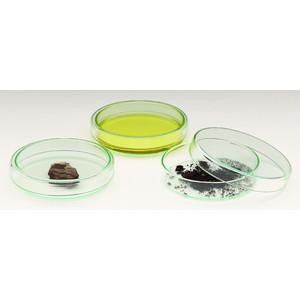 Windaus Boîte de Pétri 100 mm, verre avec couvercle