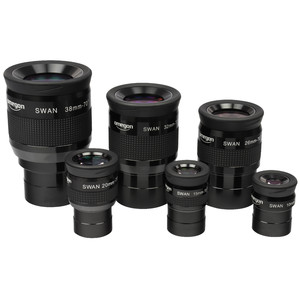 Omegon Oculaire SWA (super grand-angle) 10 mm, coulant 31,75 mm