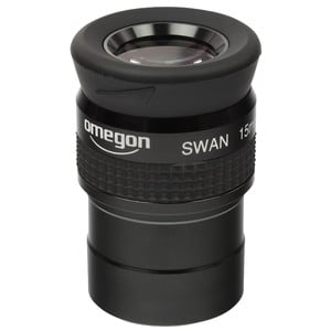 Omegon Oculaire SWA (super grand-angle) 15 mm, coulant 31,75 mm