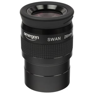 Omegon Oculaire SWA (super grand-angle) 26 mm, coulant 50,8 mm