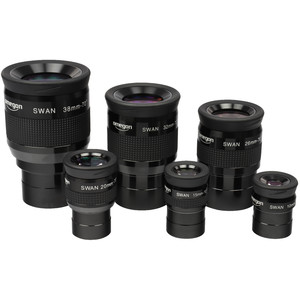 Omegon SWA 26mm eyepiece, 2""