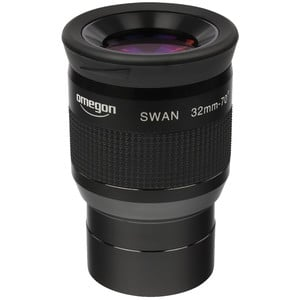 Omegon Oculaire SWA (super grand-angle) 32 mm, coulant 50,8 mm