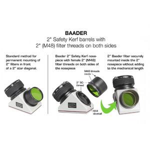 Baader 2'' ClickLock star diagonal