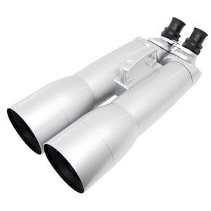 Omegon Binoculars Nightstar 20+40x100 Triplet with Variable Eyepieces
