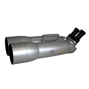 Omegon Binoculars Nightstar 20+40x100 Triplet with Variable Eyepieces