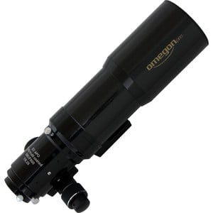 Omegon Apochromatic refractor Pro APO AP 80/500 ED Carbon OTA + Field Flattener